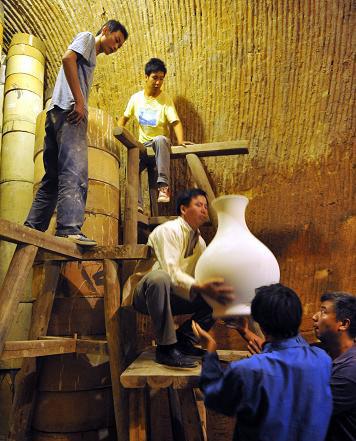 龙8国际|官网清代镇窑首烧首都博物馆陶瓷仿制品